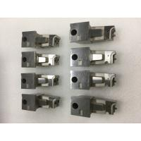 Buy cheap OEM Injection Moud Precision CNC Machined Parts With Wire EDM Accuracy 0.001 mm product