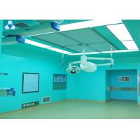Buy cheap Class 6 Laminar Airflow Supply Ceiling for Hospital Operation Cleanroom product