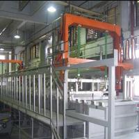 Buy cheap Large Full Automatic Aluminium Anodizing Machine With PLC Control from wholesalers