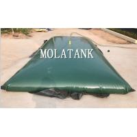 Buy cheap collapsible pvc pillow water storage bladder tanks product