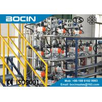 Buy cheap Back wash control Industrial Filtration System / oil filtration system from wholesalers