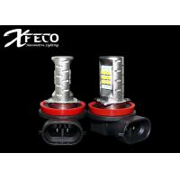 China Ultra Bright Led Fog Light bulbs H11 With Imported Samsung LED , Canbus funcation on sale