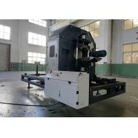 Buy cheap PE Carbon Spiral Reinforcing Pipe Production Line With Compact Structure product