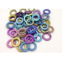 Buy cheap Titanium  Spring Tension Washer With Hypothermia Stability  Nonmagnetic product