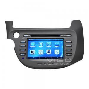 Buy cheap Honda Sat Nav DVD Player for Honda Fit Jazz 2007+ GPS Navigation VHF8016 product
