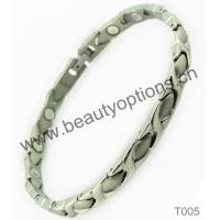 Buy cheap Titanium magnetic jewelry product
