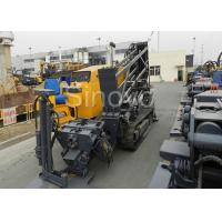 Buy cheap Self-Loading Horizontal Directional Drilling With Drilling Length 93.6m / Walking Speed 2.0 km/h product