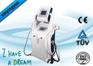 Buy cheap 3 multifonctionnels dans 1 machine d'épilation de SHR, machine de beauté de chargement initial d'Elight product