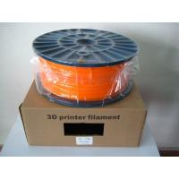 China 1.75mm 3mm plastic rods ABS filament on sale