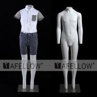 Buy cheap Window display or sale 12 years kid high quality ghost mannequin product