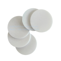 Buy cheap Round Cup Disc Shape Porous Plastic Leak-Resistant PE PTFE Seal Tablet And from wholesalers