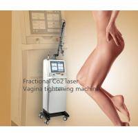 Buy cheap Sincoheren Fractional Co2 Laser Scar Removal Machine Acne Treatment Vigina Tightening Machine product
