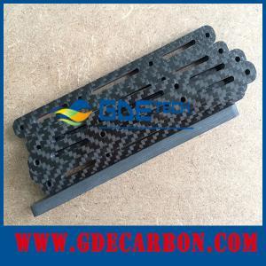 Buy cheap Grupo da montagem do motor da fibra do carbono de Quadcopter Quadrotor Multirotor product