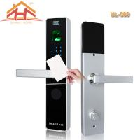 Buy cheap Contactless RFID Card Door Lock with Long Power Lifetime product