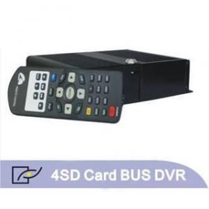 Autobús DVR BD-307 de la tarjeta de 4 SD