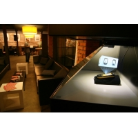 Buy cheap Tempered Glass 270 Degree 1920x1080 3D Hologram Display product