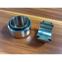 Buy cheap High precision CNC milling and Grinding , Wire Cut EDM Process For metal ,  ductile iron product