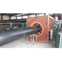 Buy cheap hdpe pe heat insulation pipe production machine extrusion line production for sale from wholesalers