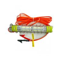 China 100W Waterproof Led Fishing Lights / 12v Underwater Fishing Lights For Krill Squid on sale