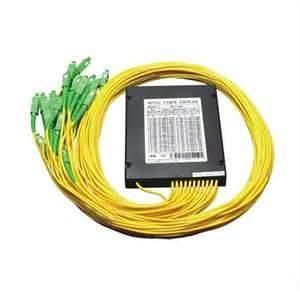 Buy cheap 9 / 125 um SMF - 28e type diviseur de fibre optique de PLC pour le réseau de télécom, système de CATV product