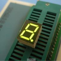 Buy cheap Stable Single Digit 7 Segment Display , Common Cathode Seven Segment Display from wholesalers