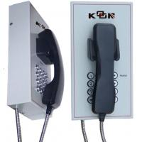 Buy cheap Metal Auto Dial Emergency Phone System , Shockproof Waterproof Telephone product