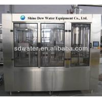 Buy cheap Automatic Water Filling Machine for Small Bottled Water product