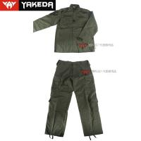 Quality Durable Army Camouflage Uniform Anti - Static Custom For Male for sale
