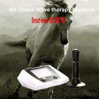 Buy cheap ESWT shockwave vet treatment veterinary shock wave therapy horse racing for animal from wholesalers