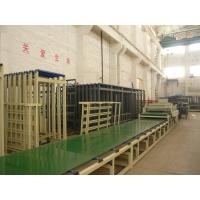 Buy cheap Automatic Colorful Glazed Mgo Roof Tile Making Machine Cement Pantile Equipment ISO product