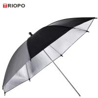 Buy cheap TRIOPO Professional photographic Equipment photo reflector umbrella with black from wholesalers