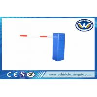 Buy cheap LED Light Automatic Vehicle Barrier Gate Used For Parking Toll / Supermarket product