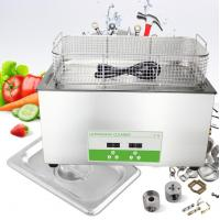 Buy cheap Farm Disinfecting Washing Machine Ultrasonic Cleaner For Harvest Knife Onion Hoe Shovel Gardening Tools from wholesalers