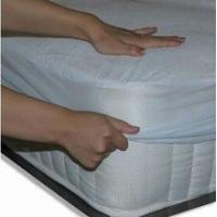 Buy cheap Custom Home / Hotel Hypoallergenic Mattress Cover Protector with Velour Microfiber product