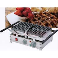 China free shipping~ Electric waffle baker, commercial waffle machine, can rolling-over/ waffle grill/ 4 pcs one time on sale