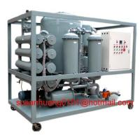 China Transformer oil treatment / oil purification plant for regeneration old transformer oil on sale