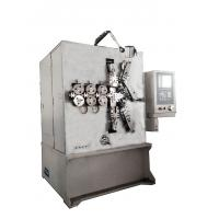90 mm CNC Five Axis Compression Coiler Machines Servo Drive Controlled
