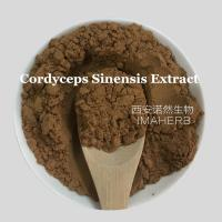 GMP Manufacture ISO Certified cordyceps sinensis extract powder price