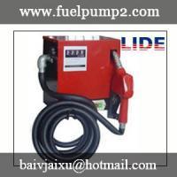 Buy cheap Diesel transfer pump Unit , Closed construction electric transfer assy product