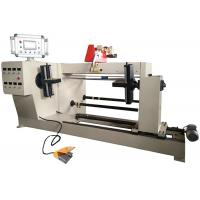 China Programmable Automatic 1000mm Height Wire Coil Winding Machine For Reactor on sale