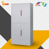 Buy cheap Top selling customized tall storage cabinet with doors / metal cupboard product
