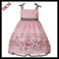 Buy cheap Fashion girls dress the newest design children dress product