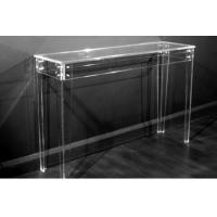 Buy cheap fashionable acrylic TV cabinet product