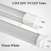 China 1.5m 26W T8 led tube Warm white,where to buy led lights on sale