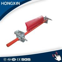 Buy cheap Coal mining adjustable primary polyurethane rubber belt cleaner for conveyor pulley belt product