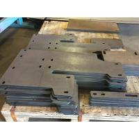 Buy cheap Laser cutting bending Stainless steel Heavy duty mild steel laser cutting parts from wholesalers
