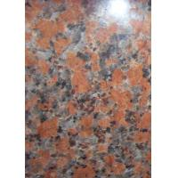 China G562 Maple Red Polished Kitchen Floor Tiles , Large Polished Floor Tiles on sale