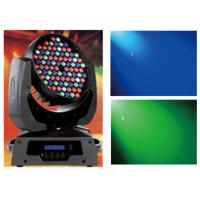 China RGBW Wash 108pcs 3w LED Moving Head Light For Disco / Concert / Theatre / Holiday on sale