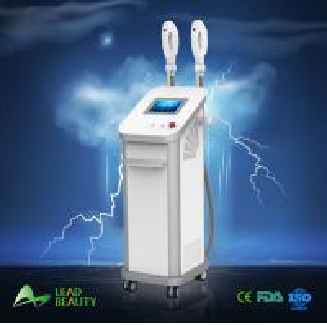 China factory!!!elight laser ipl/rf hair removal machine ipl shr on sale