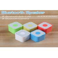 China Mini Portable Smart Bluetooth Speaker With Bluetooth Anti-lost / Camera on sale